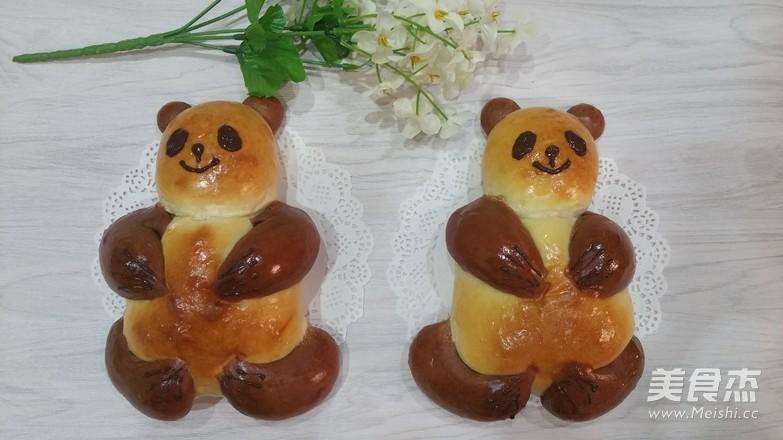 熊猫面包怎样炒