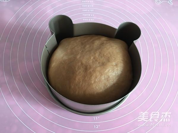 可可味小熊面包怎么煮