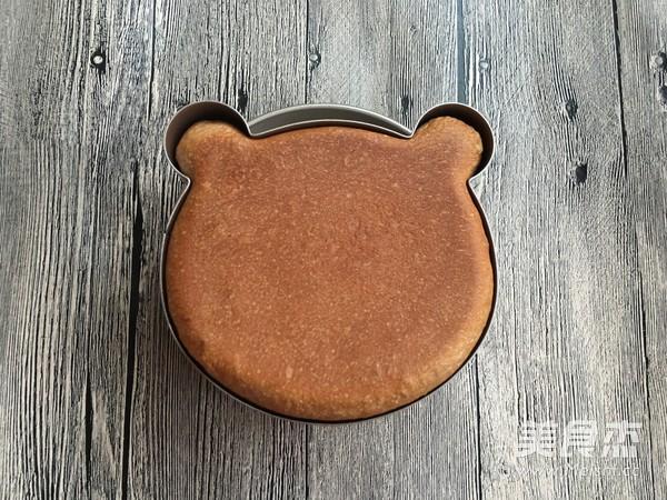 可可味小熊面包怎么煸