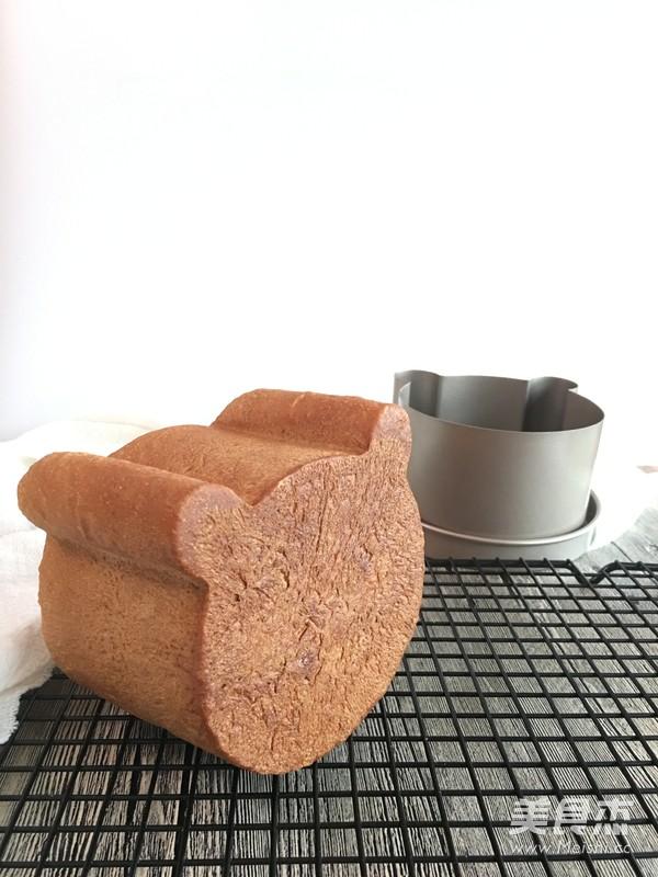 可可味小熊面包怎样煸