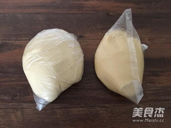 老婆饼(黄油+玉米油版)的简单做法