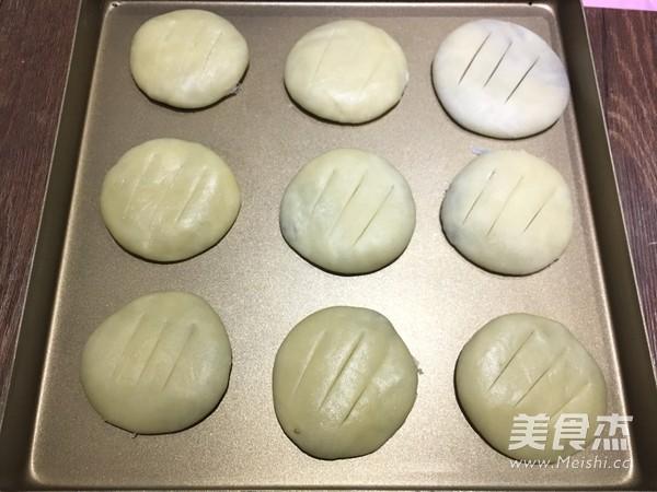 老婆饼(黄油+玉米油版)的制作大全