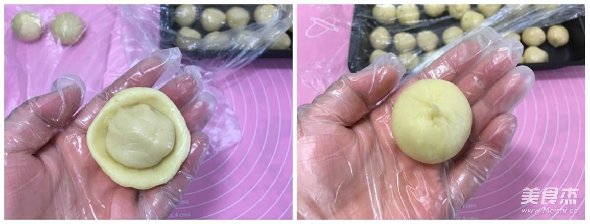 蛋黄酥(黄油+玉米油版)怎么吃