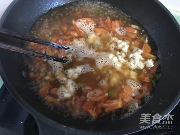 西红柿鸡蛋疙瘩汤怎么炒