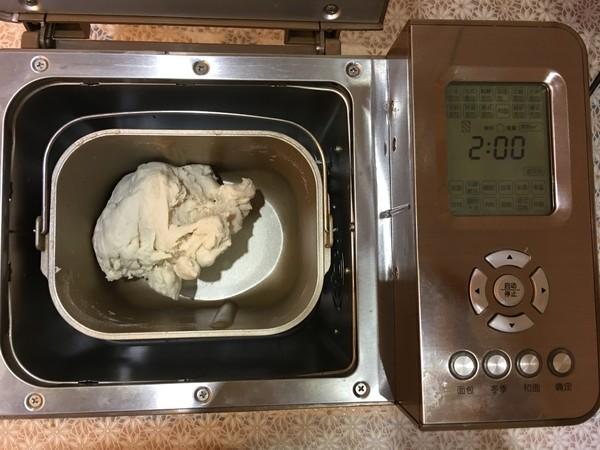 猪肉玉米馅饺子的步骤