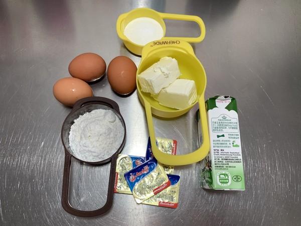 半熟芝士蛋糕的制作方法