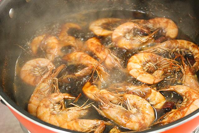 红烧大虾怎么做