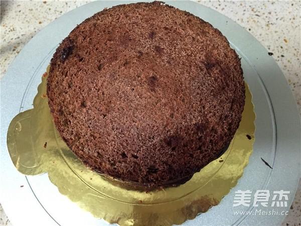 绝世巧克力蛋糕怎样炒