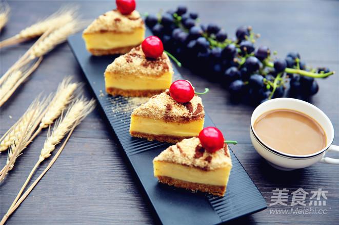 德式茅屋蛋糕成品图