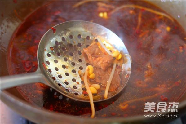 水煮牛肉怎么做