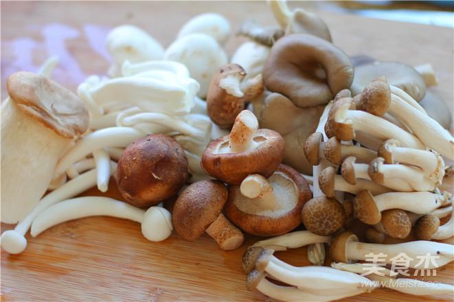 养生菌菇汤的做法大全