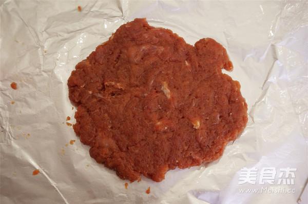 秘制猪肉脯的简单做法