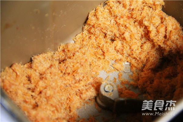 三文鱼肉松怎么煮