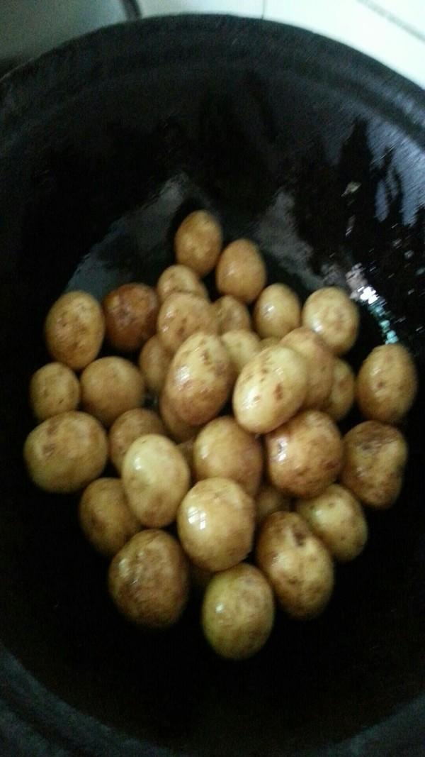 酱小土豆怎么炒