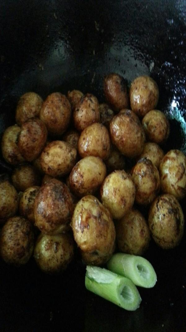 酱小土豆怎么煸