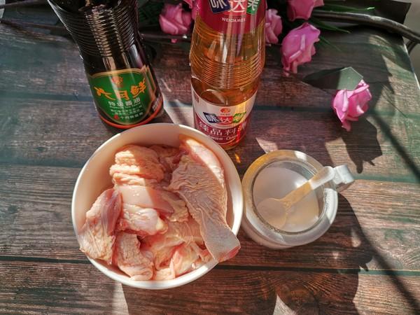 电饭锅焖鸡的做法大全