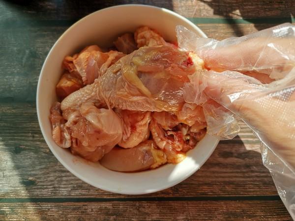 电饭锅焖鸡怎么吃