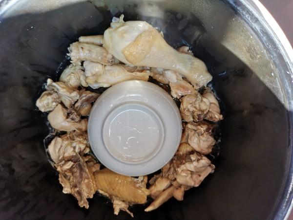 电饭锅焖鸡怎么煸