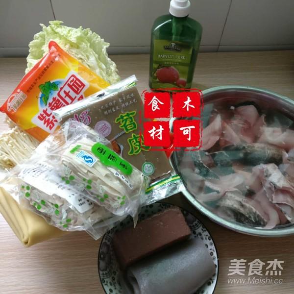 铁锅炖黑鱼的做法大全