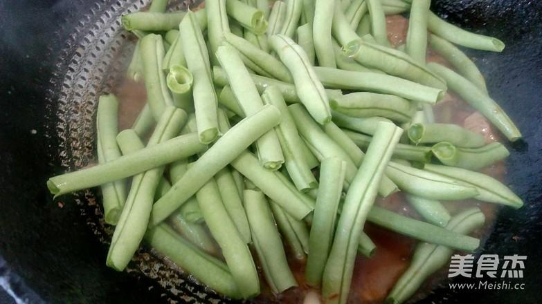 四季豆炖土豆怎么做