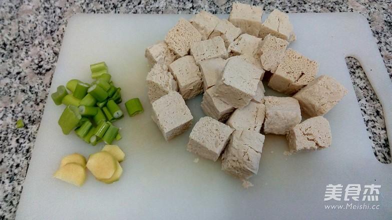 大虾白菜冻豆腐的做法大全