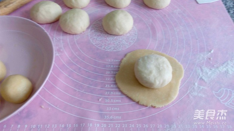 椰蓉菠萝面包怎样做