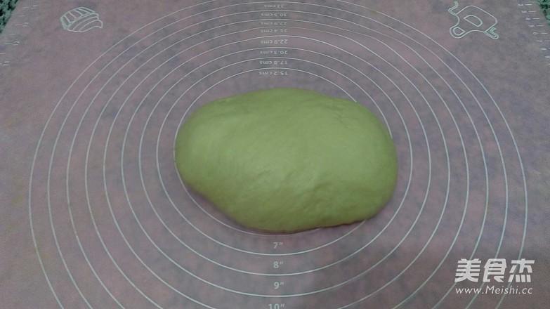 可可牛奶土司面包的做法图解
