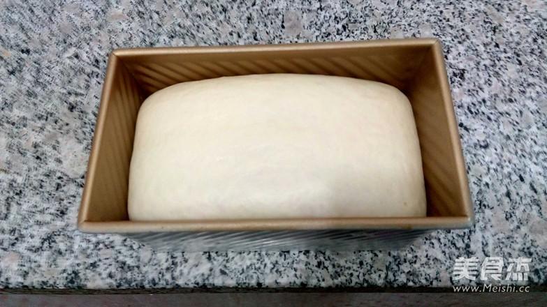 可可牛奶土司面包怎样做