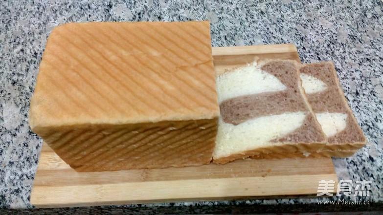 可可牛奶土司面包怎样炖