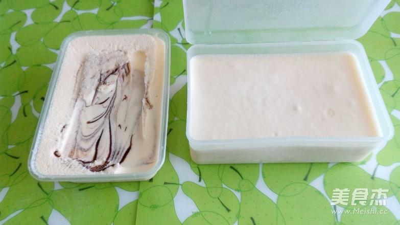 自制冰淇淋的步骤