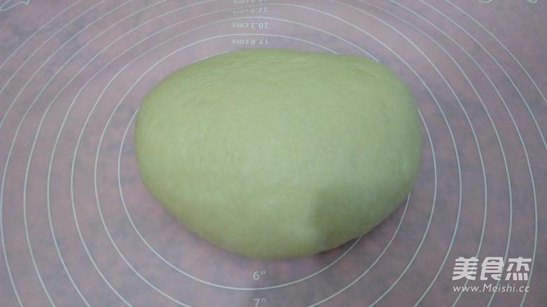 豆沙椰蓉面包的家常做法