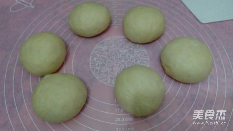 豆沙椰蓉面包怎么做