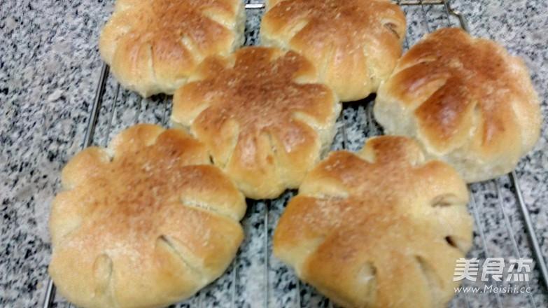 豆沙椰蓉面包怎样煸