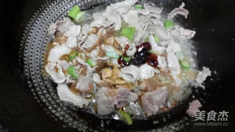 肉炒木耳白菜怎么吃