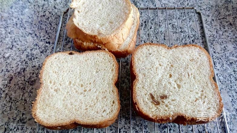 面包机全麦面包的家常做法