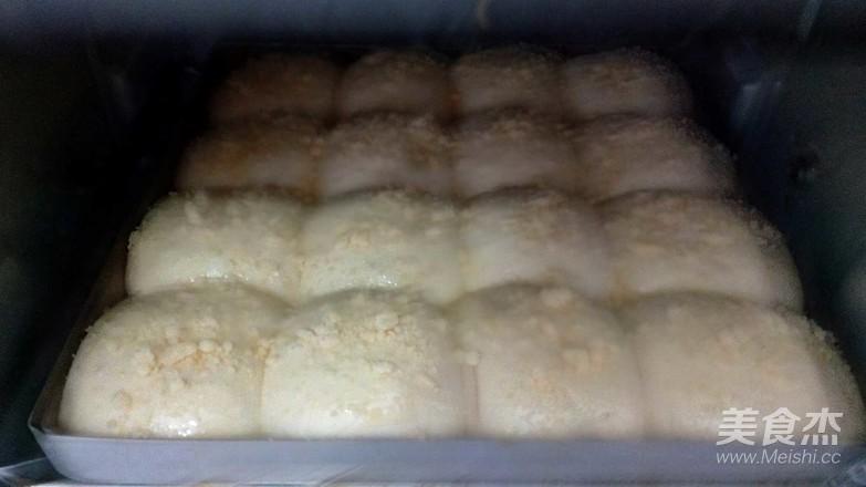 淡奶油酥粒面包怎样炒