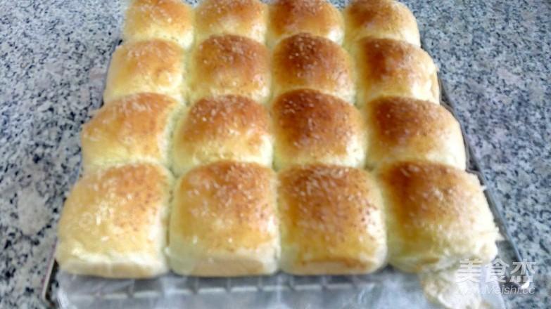 淡奶油豆沙面包怎样煸