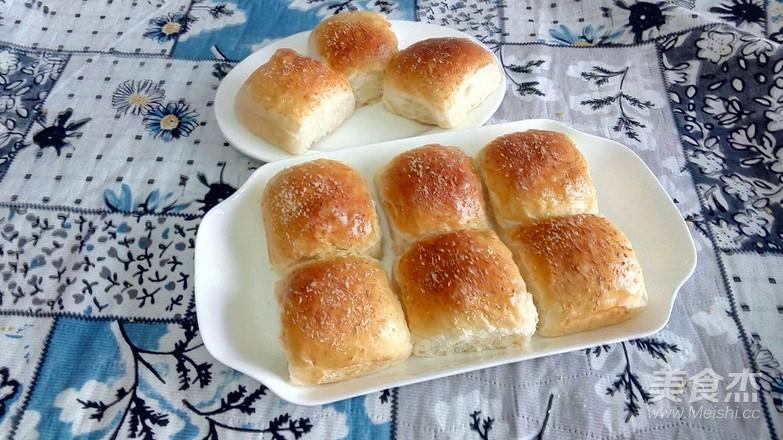 淡奶油豆沙面包怎样做