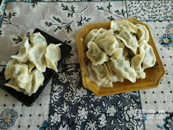 三鲜饺子成品图