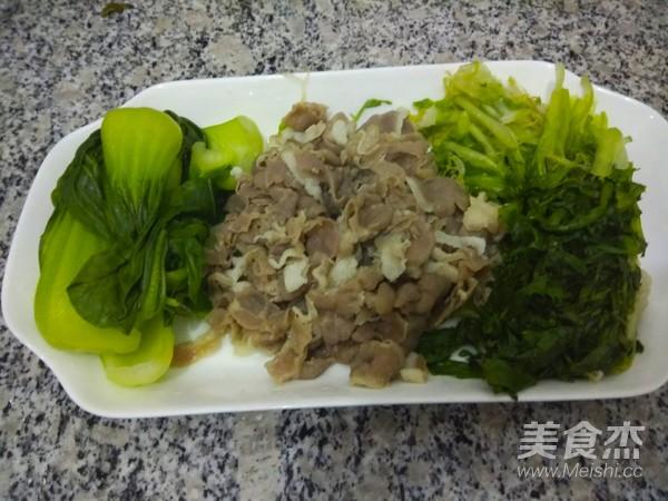 羊肉青菜汤怎么吃