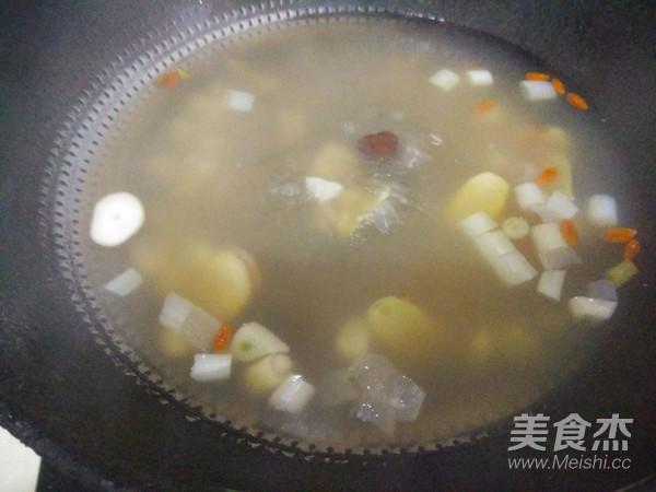 羊肉青菜汤怎么炒