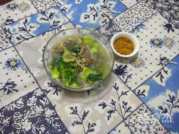 羊肉青菜汤怎样做