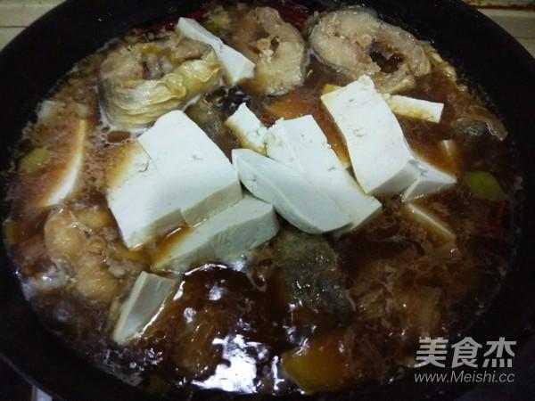 鳕鱼炖豆腐怎么煮