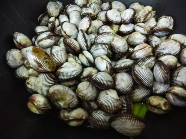 辣炒毛蛤蜊的家常做法