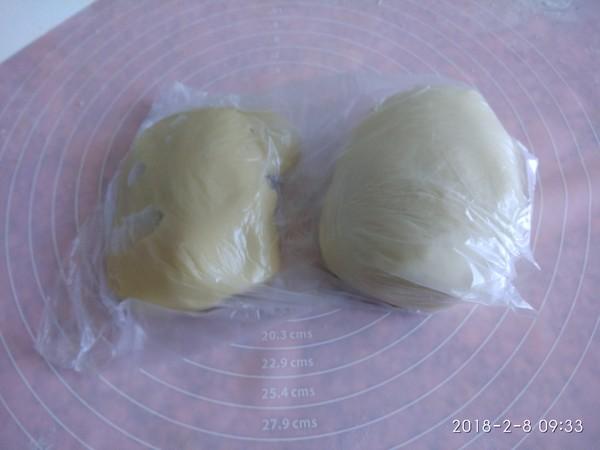 金丝肉松酥饼的家常做法