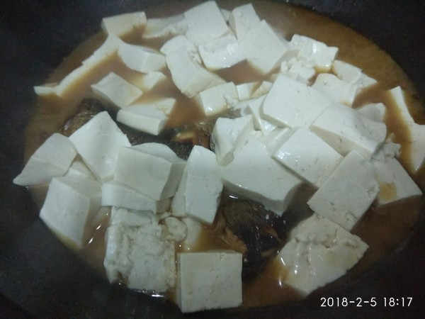 青鱼炖豆腐怎么炖