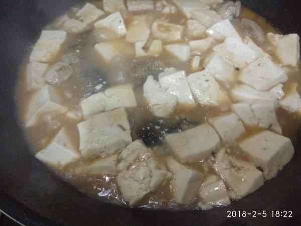青鱼炖豆腐怎么煸