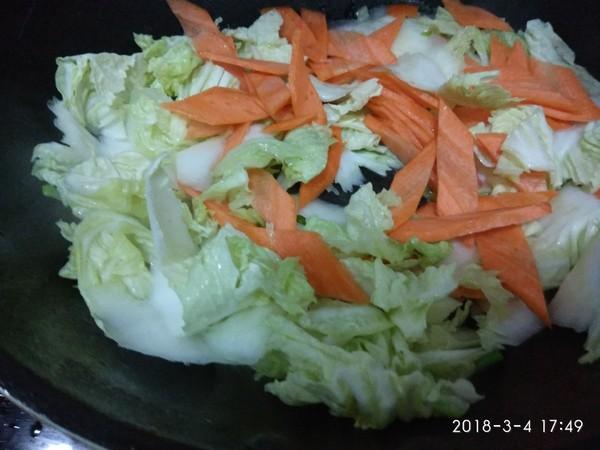 素炒菜的家常做法