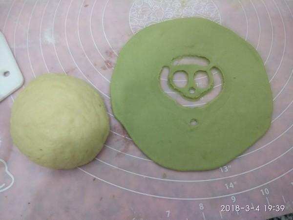 西瓜面包的制作方法
