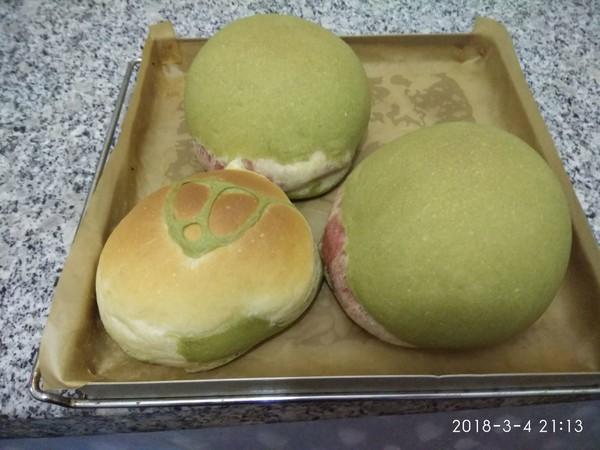 西瓜面包的做法大全